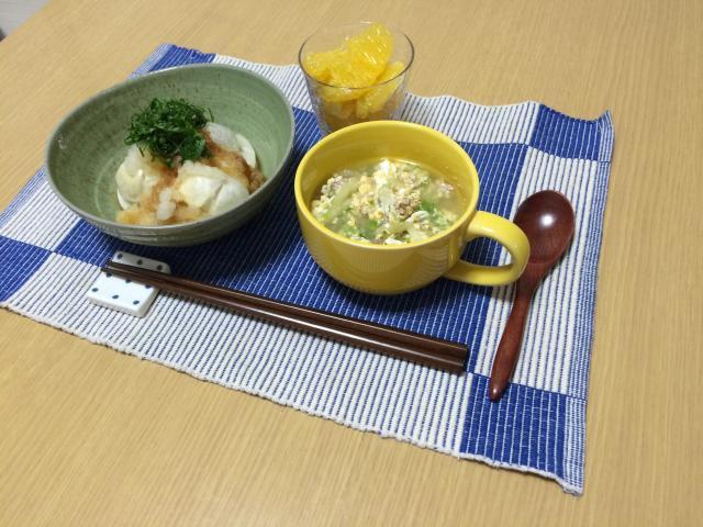 塩麴がアクセント!栄養満点白菜スープ♪
