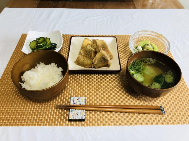 和食の定番♪胃に優しい赤魚の煮つけ