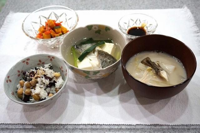鱈でボリュームアップ◎満足度アップ湯豆腐!
