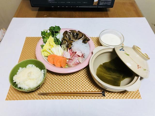 簡単!美味しい!定番水炊き鍋