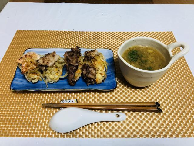 炊き込みご飯のアレンジレシピ!握り寿司風♪