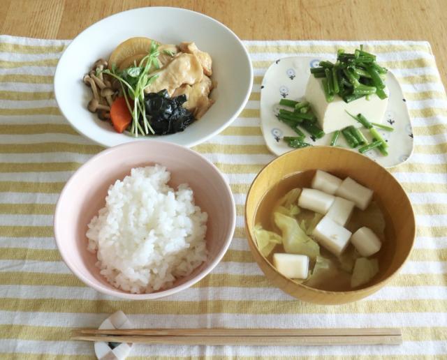 金沢の郷土料理を簡単に!鶏肉とわかめの治部煮