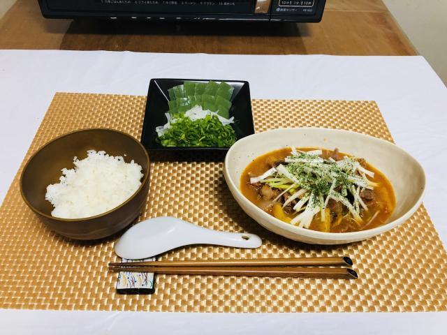 牛肉と野菜の具沢山洋風スープ煮♪