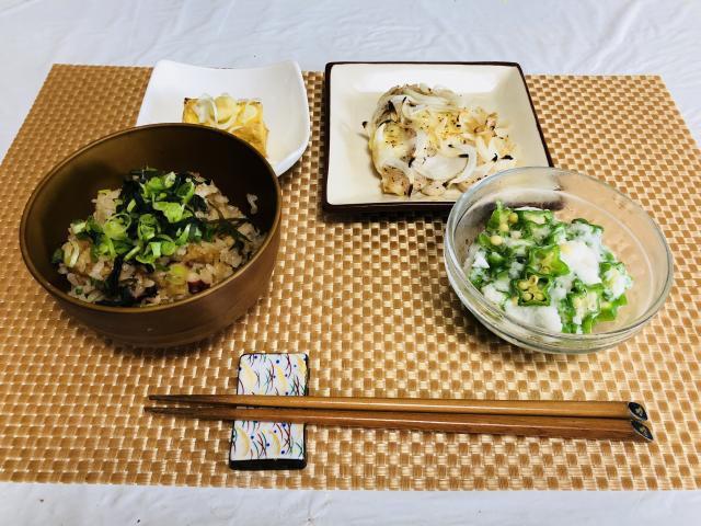 食感も味も絶品!炊飯器で簡単たこ飯